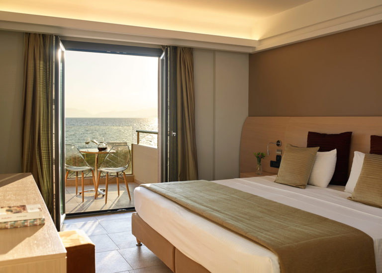 Superior Room monemvasia Sea View